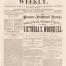 Woodhull & Claflin Weekly