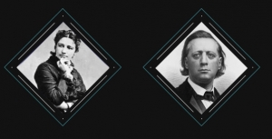 Victoria Woodhull - Rev. Henry Ward Beecher