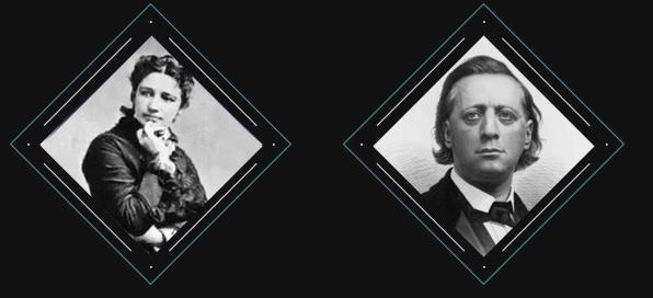 Victoria Woodhull - Rev. Henry Ward Beecher
