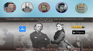 Victoria Woodhull App