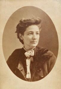 Victoria C Woodhull