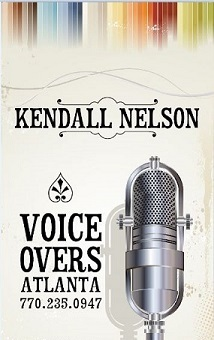 Kendall Nelson Voiceovers